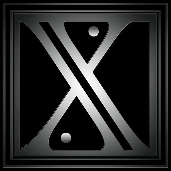 X MARKS THE BLACK